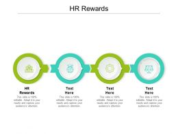 HR Rewards Ppt Powerpoint Presentation Icon Brochure Cpb