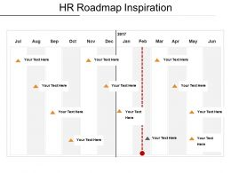 Hr Roadmap Inspiration Presentation Visual Aids