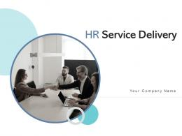 HR Service Delivery Services Experience Recruitment Process Measuring