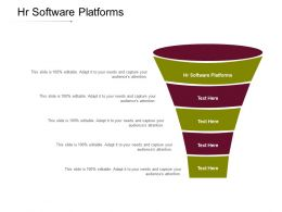Hr Software Platforms Ppt Powerpoint Presentation Inspiration Tips Cpb