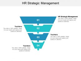 HR Strategic Management Ppt Powerpoint Presentation Model Show Cpb