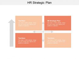 Hr Strategic Plan Ppt Powerpoint Presentation Gallery Influencers Cpb