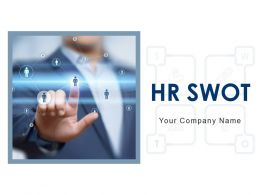 HR SWOT Strengths Weaknesses Opportunities Threats Strategy Marketing Management