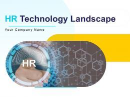 HR Technology Landscape Powerpoint Presentation Slides