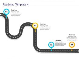 HR Technology Landscape Roadmap Template M3446 Ppt Powerpoint Presentation File Example