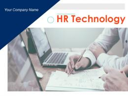HR Technology Powerpoint Presentation Slides
