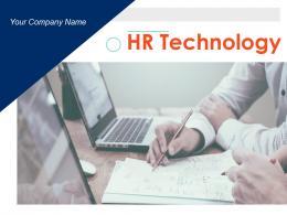 HR Technology Powerpoint Presentation Slides