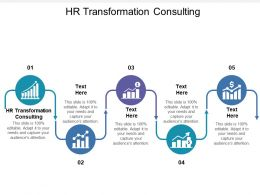 HR Transformation Consulting Ppt Powerpoint Presentation File Maker Cpb
