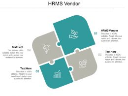 HRMS Vendor Ppt Powerpoint Presentation Infographic Template Rules Cpb