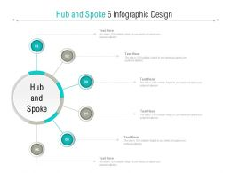 Hub And Spoke 6 Infographic Design