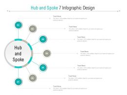 Hub And Spoke 7 Infographic Design