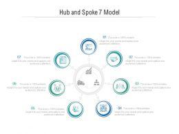 Hub And Spoke 7 Model