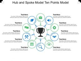 Hub And Spoke Model Ten Points Model