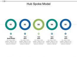 Hub Spoke Model Ppt Powerpoint Presentation Slides Topics Cpb