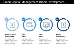 Human Capital Management Brand Development Human Capital Development