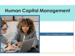 Human Capital Management Talent Acquisition Digital Assistance Business Employees