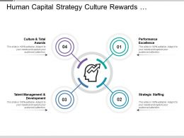 Human Capital Strategy Culture Rewards Excellence Talent Management