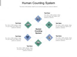 Human Counting System Ppt Powerpoint Presentation Outline Graphics Design Cpb