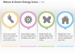 Human Foot Nuclear Energy Home Ppt Icons Graphics