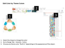 90598394 Style Essentials 1 Our Team 3 Piece Powerpoint Presentation Diagram Infographic Slide