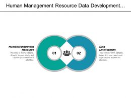 Human Management Resource Data Development Marketing Database Management Cpb