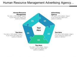 Human Resource Management Advertising Agency Business Optimization Branding Ads Cpb