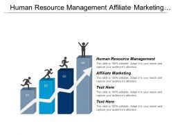 Human Resource Management Affiliate Marketing International Strategic Alliance Cpb