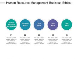Human Resource Management Business Ethics Marketing Research Essentials Cpb