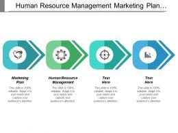 Human Resource Management Marketing Plan Network Marketing Event Marketing Cpb