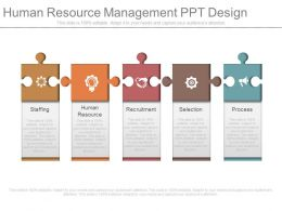 Human Resource Management Ppt Design