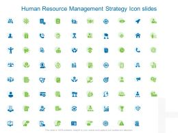 Human Resource Management Strategy Icon Slides Growth L904 Ppt Icon