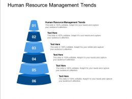 Human Resource Management Trends Ppt Powerpoint Presentation Outline Graphics Cpb