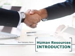 Human Resources Introduction Powerpoint Presentation Slides