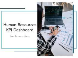 Human Resources KPI Dashboard Customer Engagement Department Statistics Employee Recruitment