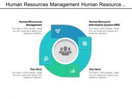 Human Resources Management Human Resource Information System Hris Cpb