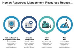 Human Resources Management Resources Robotic Management Purpose Statement Cpb