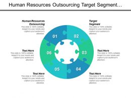 Human Resources Outsourcing Target Segment Human Resource Management Cpb
