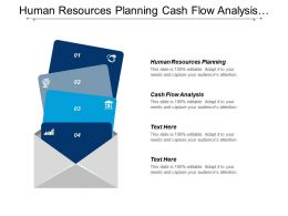 Human Resources Planning Cash Flow Analysis Social Marketing Cpb