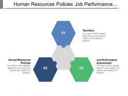 Human Resources Policies Job Performance Assessment Business Plan Report
