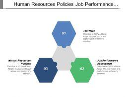 Human Resources Policies Job Performance Assessment Business Plan Report
