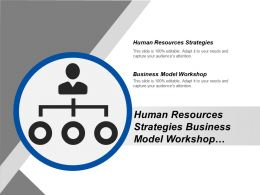 Human Resources Strategies Business Model Workshop Enterprise Multichannel Cpb