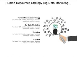 Human Resources Strategy Big Data Marketing Communication Plan Cpb