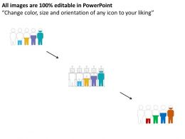human_symbol_with_percentage_growth_flat_powerpoint_design_Slide02