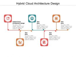 Hybrid Cloud Architecture Design Ppt Powerpoint Presentation Summary File Formats Cpb