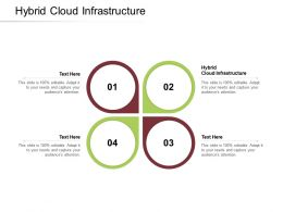 Hybrid Cloud Infrastructure Ppt Powerpoint Presentation File Backgrounds Cpb