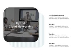 Hybrid Cloud Management Security Ppt Powerpoint Presentation Infographic Template Picture Cpb