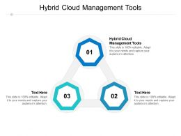 Hybrid Cloud Management Tools Ppt Powerpoint Presentation Infographic Template Layout Cpb