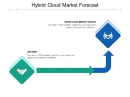 Hybrid Cloud Market Forecast Ppt Powerpoint Presentation Infographics Shapes Cpb