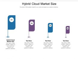 Hybrid Cloud Market Size Ppt Powerpoint Presentation Gallery Background Designs Cpb