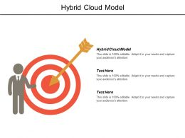 Hybrid Cloud Model Ppt Powerpoint Presentation File Rules Cpb